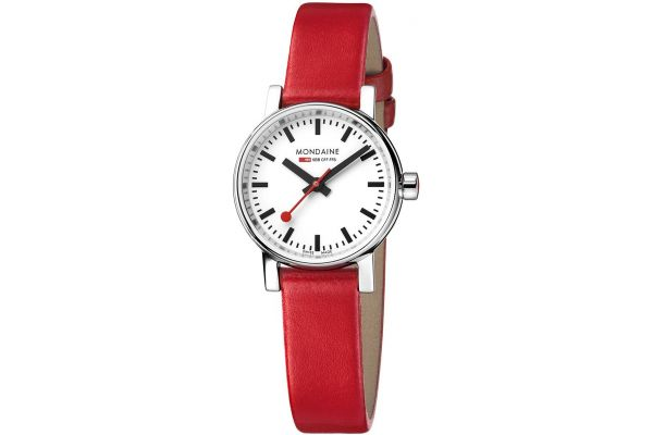 Womens Mondaine Evo2 Watch MSE.26110.LC