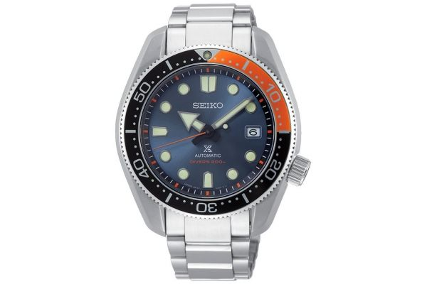 Mens Seiko Prospex Watch SPB097J1