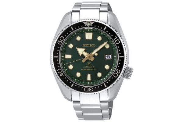 Mens Seiko Prospex Watch SPB105J1