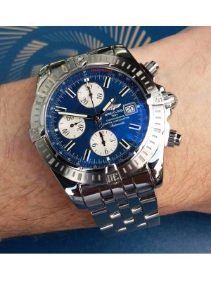 Mens Chronomat Evolution A13356 Watch