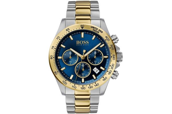 Mens Hugo Boss Hero Watch 1513767