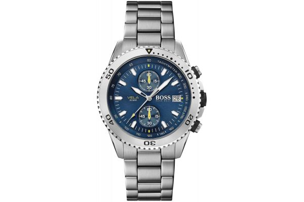 Mens Hugo Boss Vela Watch 1513775