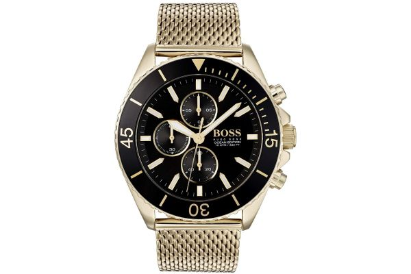 Mens Hugo Boss Ocean Edition Watch 1513703