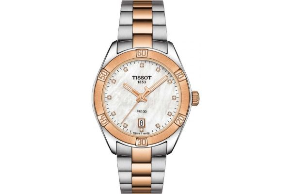 Womens Tissot PR100 Watch T101.910.22.116.00