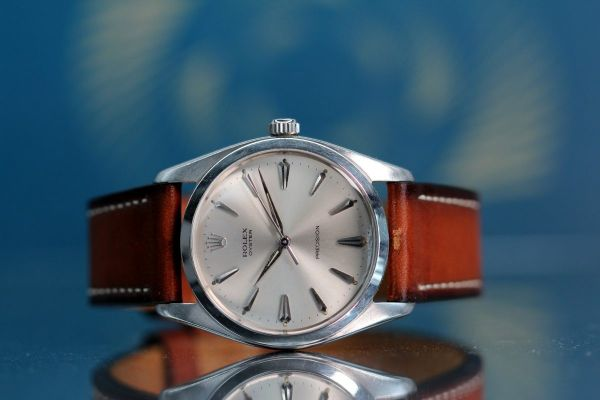 Mens Pre-owned Rolex Watch 6424