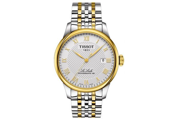 Mens Tissot Le Locle Automatic Watch T006.407.22.033.01
