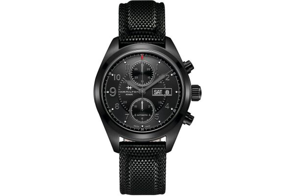 Mens Hamilton Khaki Field Watch H71626735