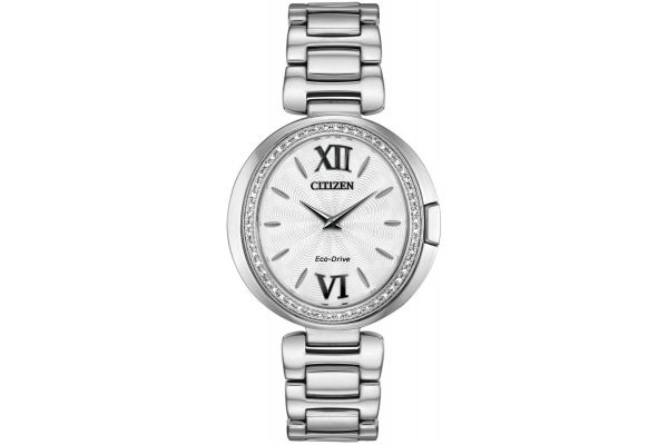 Womens Citizen Capella Watch EX1500-52A