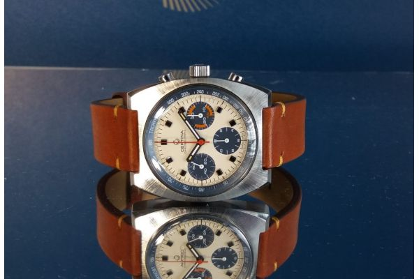 Mens Pre-owned Certina Watch 8501 503