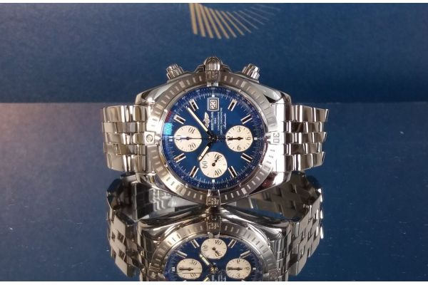 Mens Pre-owned Breitling Watch Chronomat Evolution A13356