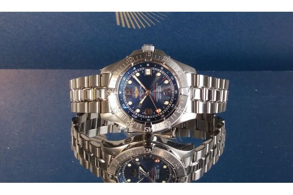 Mens Pre-owned Breitling Watch A32360