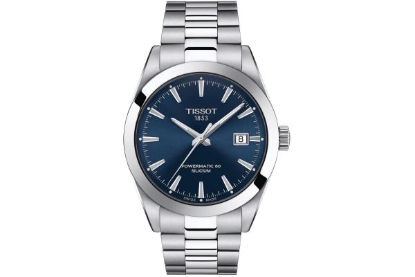 Mens Tissot Gentleman Watch T127.407.11.041.00