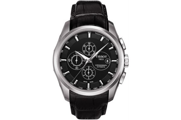 Mens Tissot Couturier Watch T035.627.16.051.00