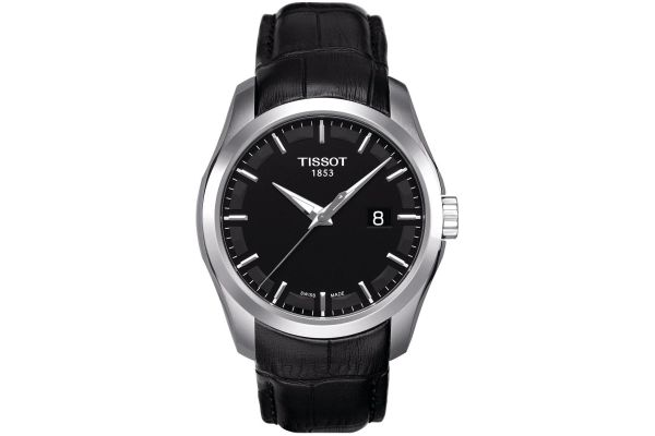 Mens Tissot Couturier Watch T035.410.16.051.00