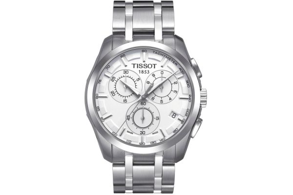 Mens Tissot Couturier Watch T035.617.11.031.00