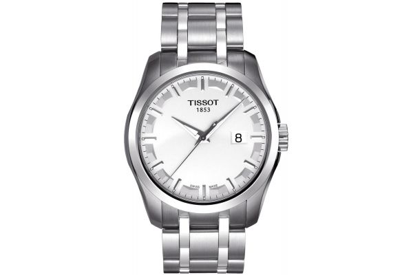 Mens Tissot Couturier Watch T035.410.11.031.00