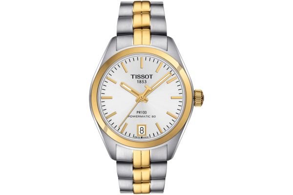 Womens Tissot PR100 Watch T101.207.22.031.00