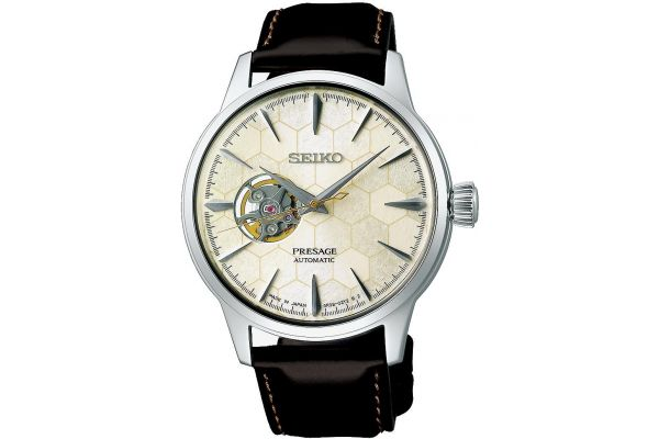 Mens Seiko Presage Watch SSA409J1