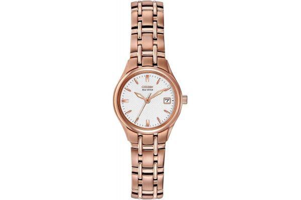 Womens Citizen Silhouette Watch EW1263-52A