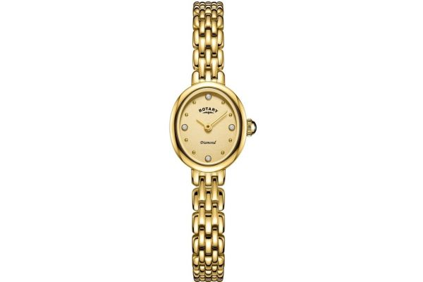 Womens Rotary Balmoral Watch LB05151/03/D