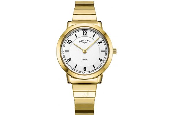 Womens Rotary London Watch LB00766/18