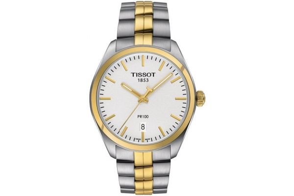Mens Tissot PR100 Watch T101.410.22.031.00