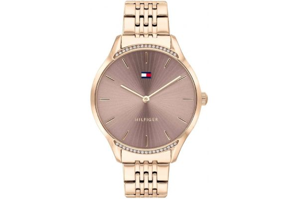 Womens Tommy Hilfiger Gray Watch 1782212