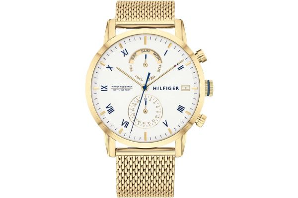 Mens Tommy Hilfiger Kane Watch 1710403