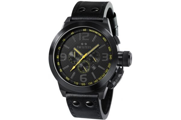 Mens TW Steel Canteen Watch TW900