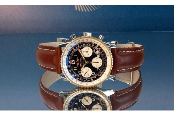 Mens Pre-owned Breitling Watch D23322