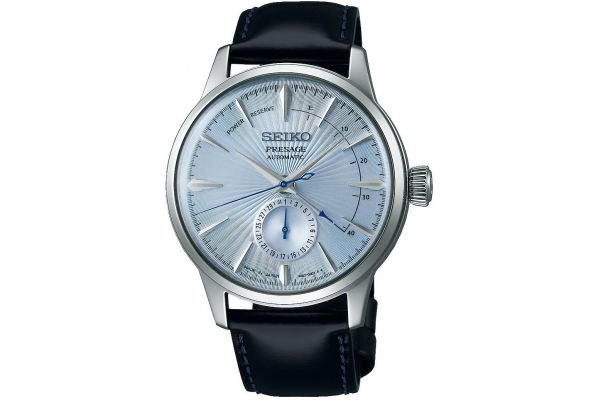 Mens Seiko Presage Watch SSA343J1