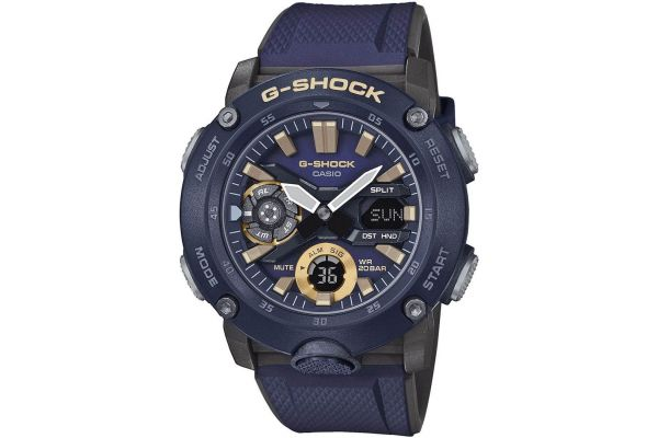 Mens Casio G Shock Watch GA-2000-2AER