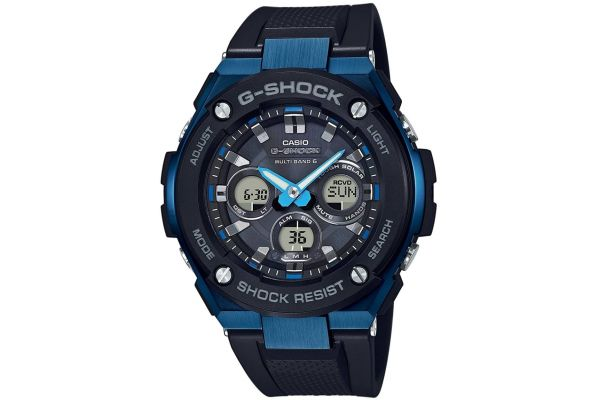 Mens Casio G Shock Watch GST-W300G-1A2ER