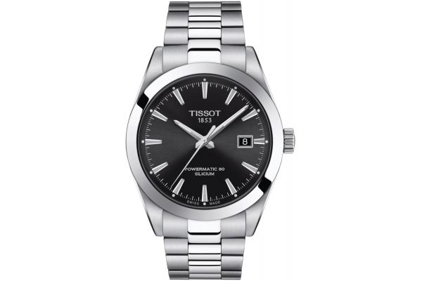 Mens Tissot Gentleman Watch T127.407.11.051.00