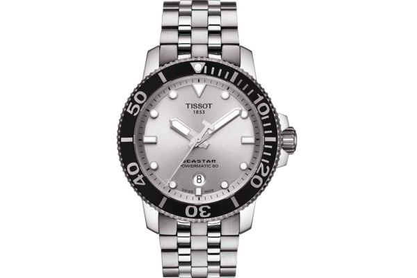 Mens Tissot Seastar 1000 Watch T120.407.11.031.00