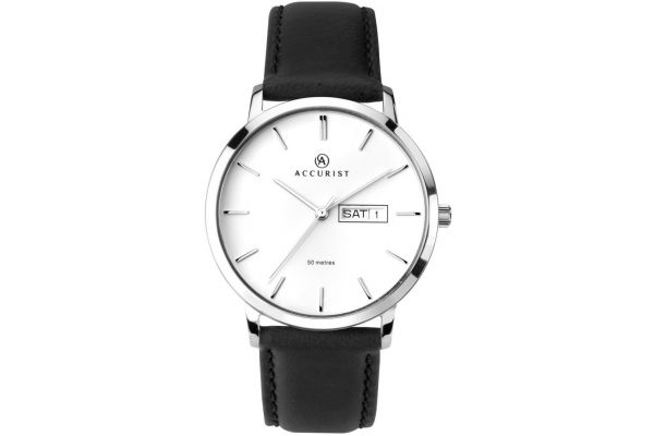 Mens Accurist Classic Watch 7277