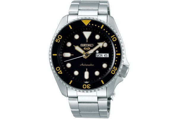 Mens Seiko 5 Sports Watch SRPD57K1