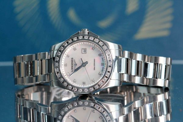 Womens Pre-owned Longines Watch L3.258.0