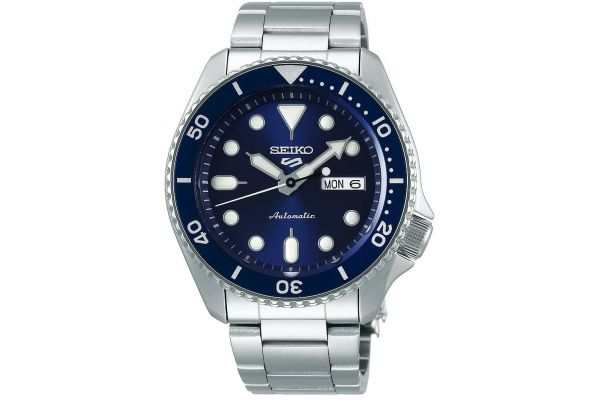 Mens Seiko 5 Sports Watch SRPD51K1