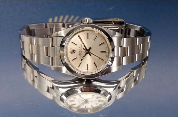 Womens Pre-owned Rolex Watch Oyster Perpetual 76080