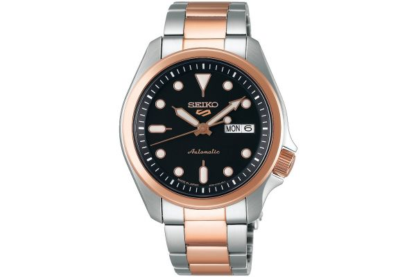 Mens Seiko 5 Sports Watch SRPE58K1