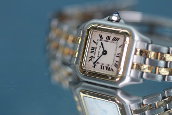 Womens Pre-owned Cartier Watch Panthere 1120