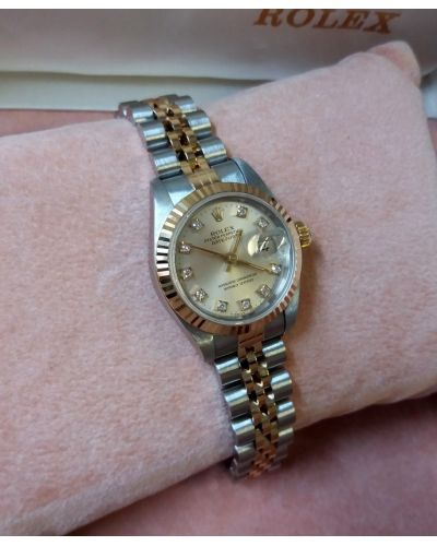 Womens Oyster perpetual Datejust 69173 Watch