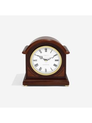 Break Arch Mantle with Roman Dial and Inlay Detail | 07029