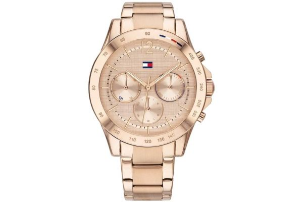 Womens Tommy Hilfiger Womens Rose Gold Watch 1782197