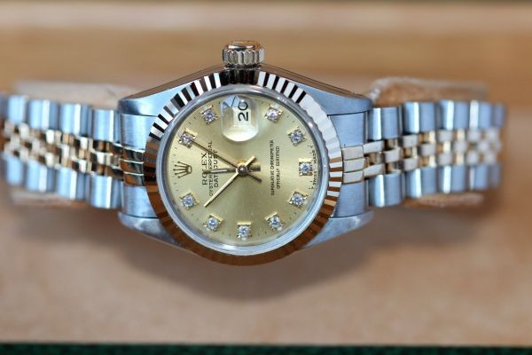 Womens Pre-owned Rolex Watch Datejust 69173