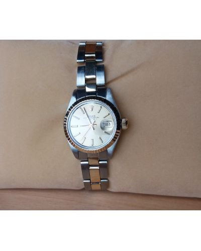 Womens Oyster Perpetual Date 6917 Watch