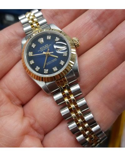 Womens Datejust 69173 Watch