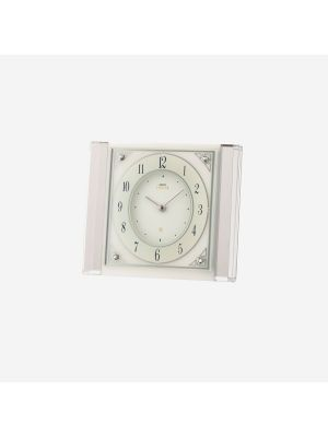 Seiko Square White Marble and Glass | AHW565W