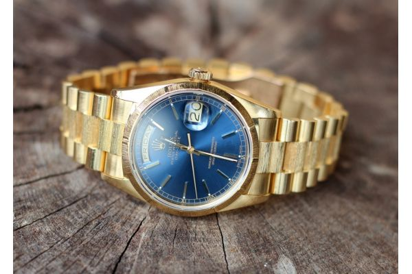 Mens Pre-owned Rolex Watch President Day Date 18248